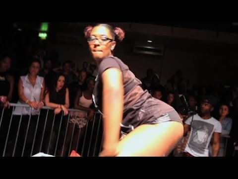 Nicki Minaj Anaconda Round - UK Twerking Championships 2014