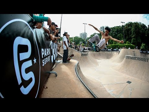 Highlights | 2017 Asia Continental Championships | Vans Park Series
