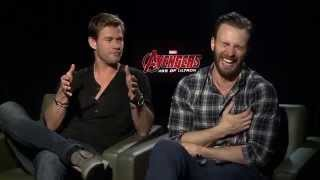 Chris Hemsworth on Thor's Age of Ultron Makeover