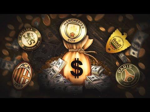 ТОП-5 «денежных мешков» в футболе. От «Челси» до «Анжи» - GOAL24