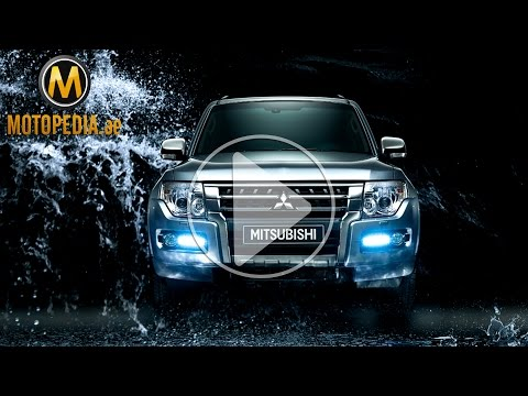 2015 Mitsubishi Pajero Review - تجربة ميتسوبيشي باجيرو - Dubai UAE Car Review by Motopedia.ae