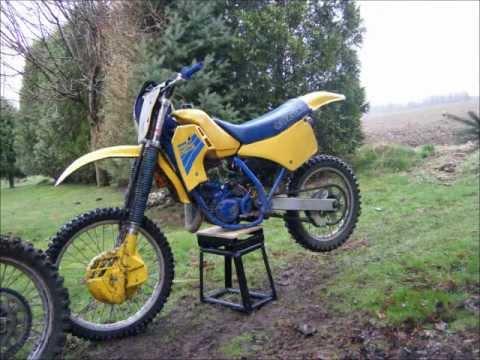 Restoring And Riding A 1986 Suzuki RM 125