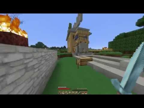 Minecraft со зрителями
