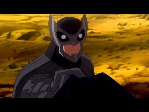Бэтмен против Оулмена