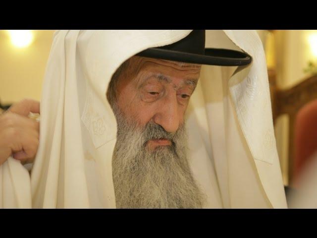 """הרב בן ציון מוצפי - פרשת וישב התשע""""ג ✔"""