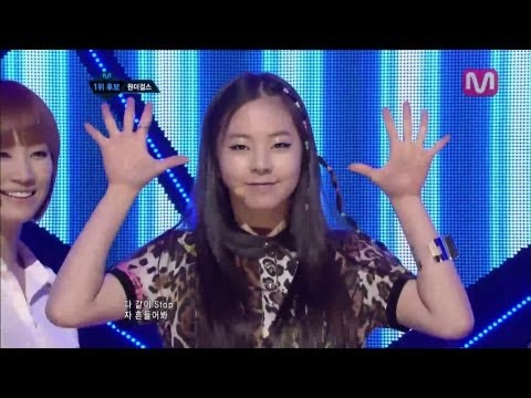 원더걸스 like This(like This By Wonder Girls mcountdown 2012.06.21) video