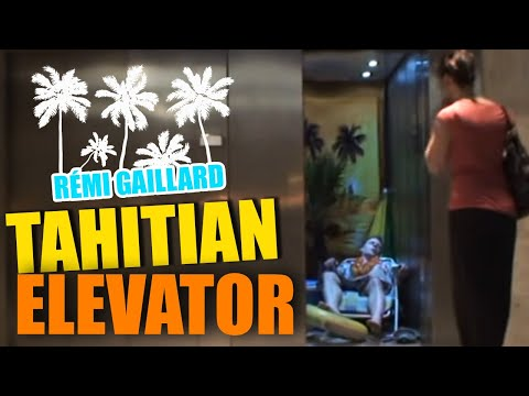 tahitian elevator r mi gaillard youtube. Black Bedroom Furniture Sets. Home Design Ideas