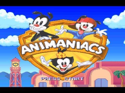 Episode #245 - Animanics - SNES Review