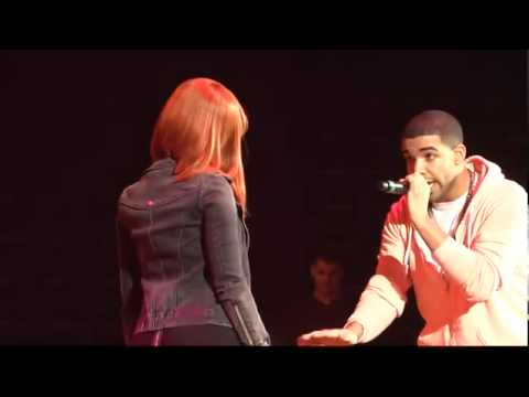 Drake & Nicki Minaj at Hot 93.7 Hot Jam 9 (Drake Responds to Lil Kim) Video