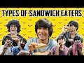 Lagu TYPES OF SANDWICH EATERS | COMEDY VIDEO || MOHAK MEET || PANKHI