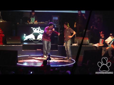 Klan vs Papo - Semifinal Batalla de los Gallos Red Bull 2014 (Subtitulada)