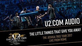 download lagu U2 - The Little Things That Give You Away gratis