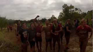 Tough Mudder Austin 2012 - Team Chigger