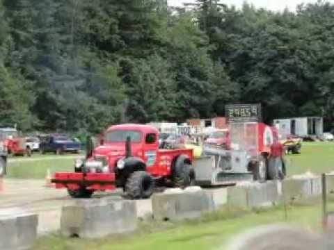 Best of: truck and tractor pulling from Lynden Wa June 2012