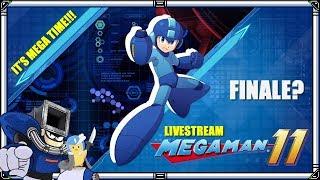 ¿El Final de Mega Man 11?