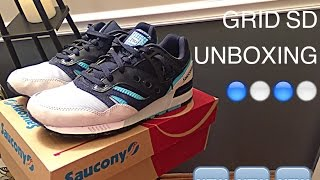 Saucony Grid SD  Review + ON FEET HD!