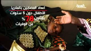 أكثر من 1200 طفل يموتون سنويا بسبب الملاريا