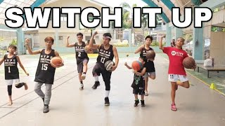Switch it up - Hype Streetball