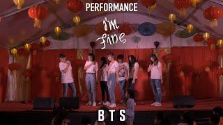 "[PERFORMANCE] BTS (방탄소년단) - ""Save ME + I'm Fine"" Dance Cover by MONOCHROME"