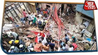 Four-Storey Residential Building Collapses In Mumbai, Over 40 People Trapped Under Debris