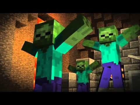 1 HOUR LOOP Dont Mine At Night A Minecraft Parody of Katy Perrys Last Friday Night