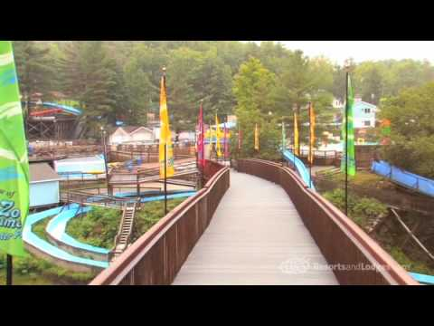 Country Place Resort at Zoom Flume Waterpark, East Durham, New York - Resort Reviews