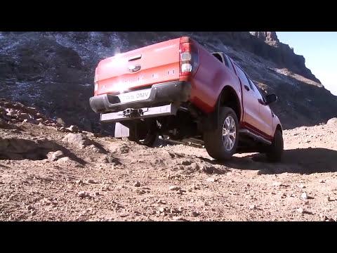 the All-New Ranger 2012 V.S. หุบเขาที่โหดที่สุดในโลก