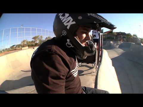 Aaron 'Wheelz' Fotheringham   Wheelchair Action Sports