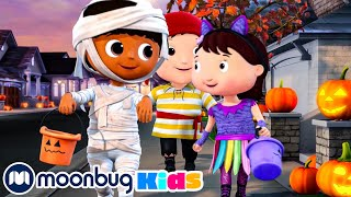 Trick or Treat | Halloween Songs for Kids | LBB TV Cartoons and Kids Songs | Songs for Kids