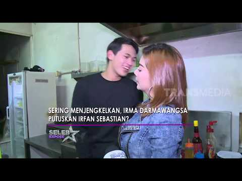 Download Menjengkelkan, Irma Darmawangsa PUTUSKAN Irfan? | SELEB EXPOSE 22/06/19 Mp4 baru