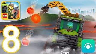 LEGO City My City 2 - Gameplay Walkthrough Part 8 - Rollin' Rocks (iOS)