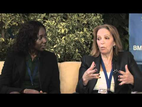 Michele Sabban, Assembly of European Regions - Hub Culture Interview at GGCS3