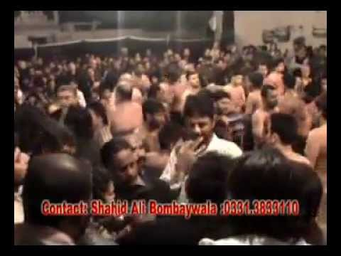 Nasir Asghar Party (shabab Ul Momineen) Reciting 'pukarungi Main Baba Ko'. video