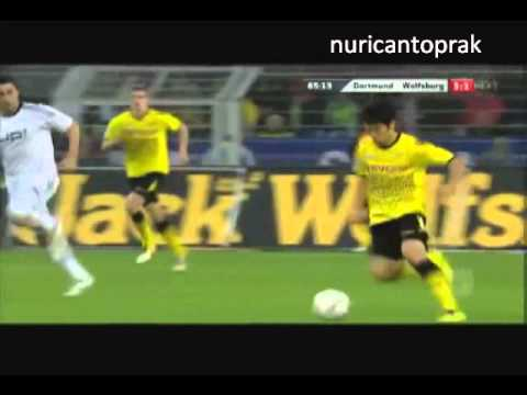  Shinji Kagawa Skills 2012  video