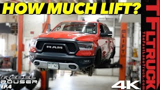 Finally: a Ram Rebel That Looks as Good as a Ford Raptor! | Rebel Rouser Ep.4
