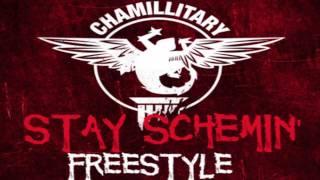 Watch Chamillionaire Stay Schemin Freestyle video