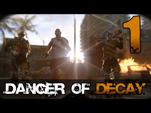 [1] Danger of Decay (Let's Play Dying Light PC w/ GaLm) [1080p 60FPS]