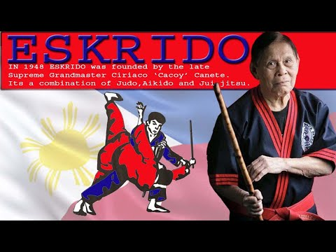 CACOY DOCE PARES ESKRIMA ESKRIDO TUTORIAL ON ANGLE 3 Image 1