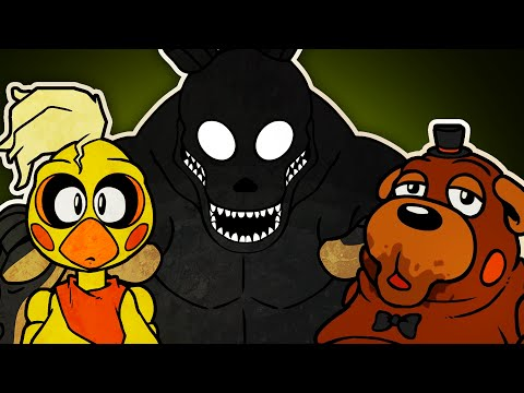 Five Nights At Freddy's 3 COLLAB (Animation Parody ) | #TheJamCave