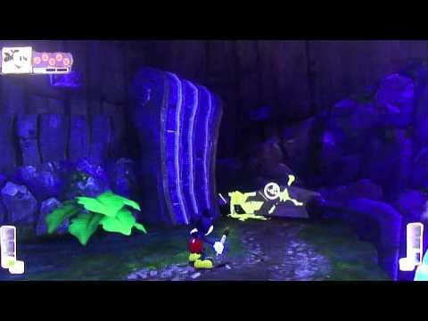 Epic Mickey - Nintendo Wii - Parte 1 (Pt - Br)