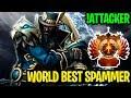 World Best Spammer - !Attacker Kunkka - Dota 2