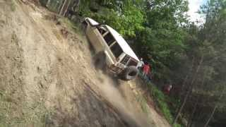 Land Cruiser Party 2013 Husky-John Nissan Patrol GR Y60 off road