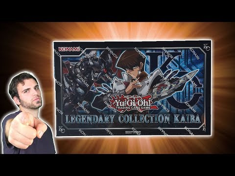 *NEW* YuGiOh Legendary Collection Kaiba Opening & Review! OH BABY!!