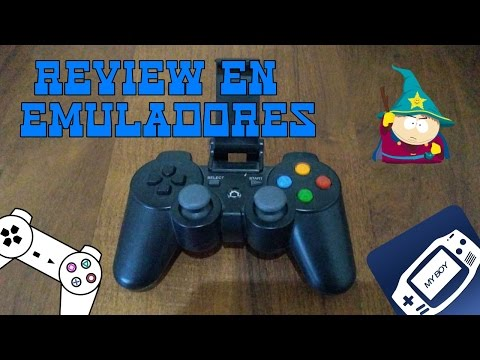 Review de Gamepad en emuladores para android - Game boy y Psx