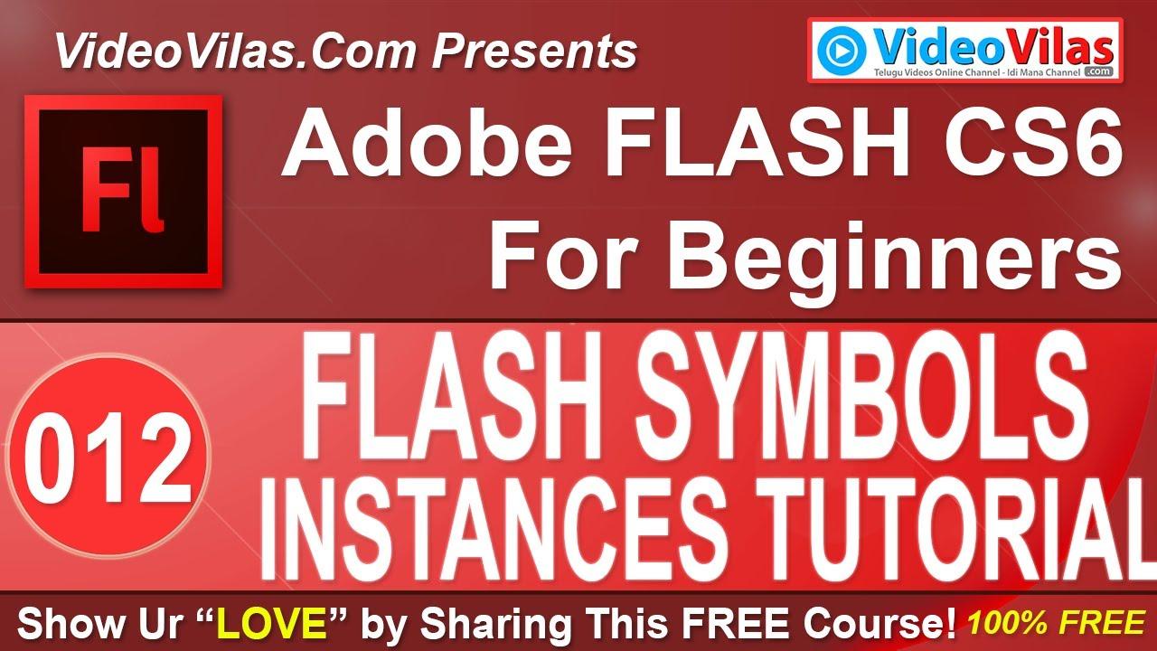 flash cs6 tutorials for beginners pdf