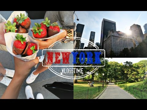 Vloggtime   3/9 - 2015   New York part 4. 🍓