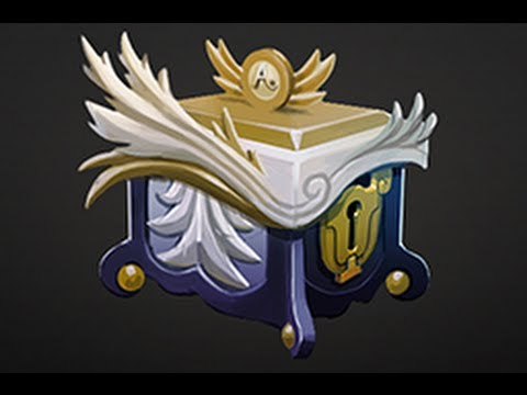 Dota 2 Store - Unlocked Treasure of the Shaper Divine  - Treasure Key of the Shaper Divine