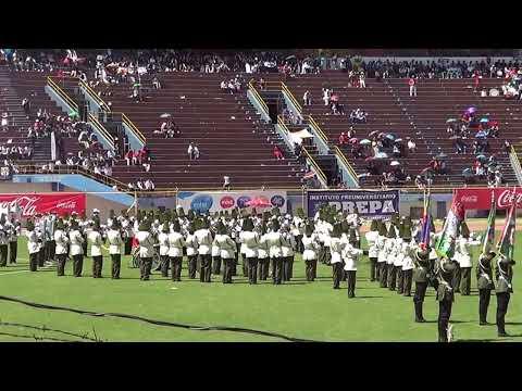 Concurso de Bandas cochabamba 2013 - Duelo Calama vs Bethel