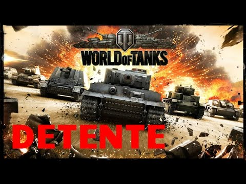 WORLD OF TANKS  ! COMBAT EPIC !!!!! / Détente / Gameplay PS4