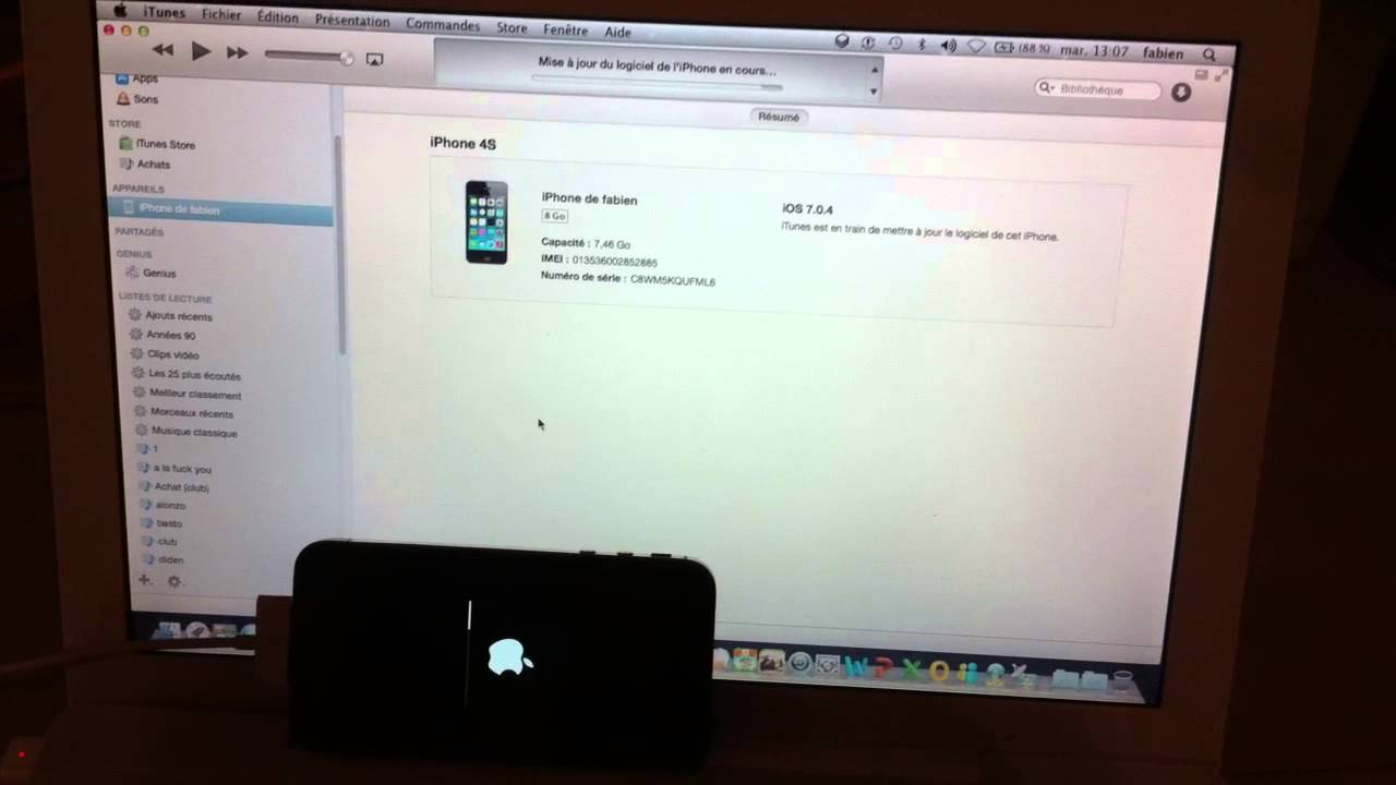 deblocage iphone 4s gratuit sfr